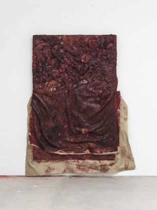 Anish Kapoor, Flayed II, 2016. Courtesy the Artist
