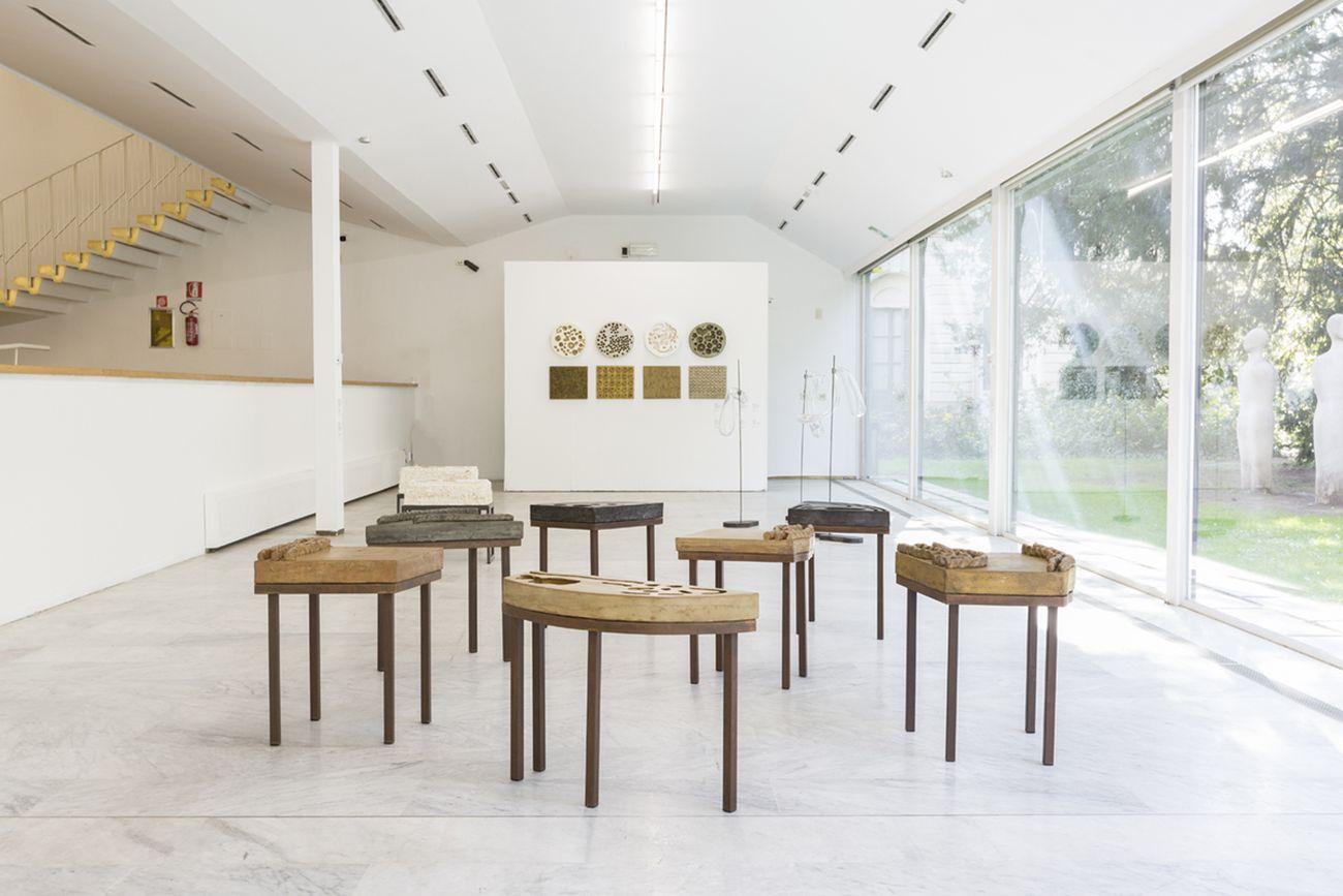 Anna Maria Maiolino. O amor se faz revolucionário. Installation view at PAC, Milano 2019. Photo Nico Covre, Vulcano (46)