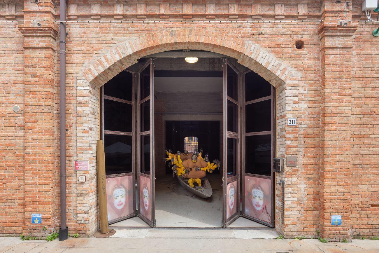Biennale di Venezia 2019. Padiglione Estonia. Photo Andrej Vasilenko