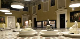Canova e l'Antico. Exhibition view at MANN, Napoli 2019