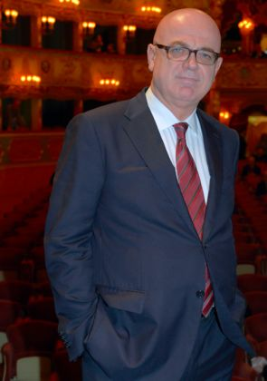 Fortunato Ortombina, ph. Michele Crosera
