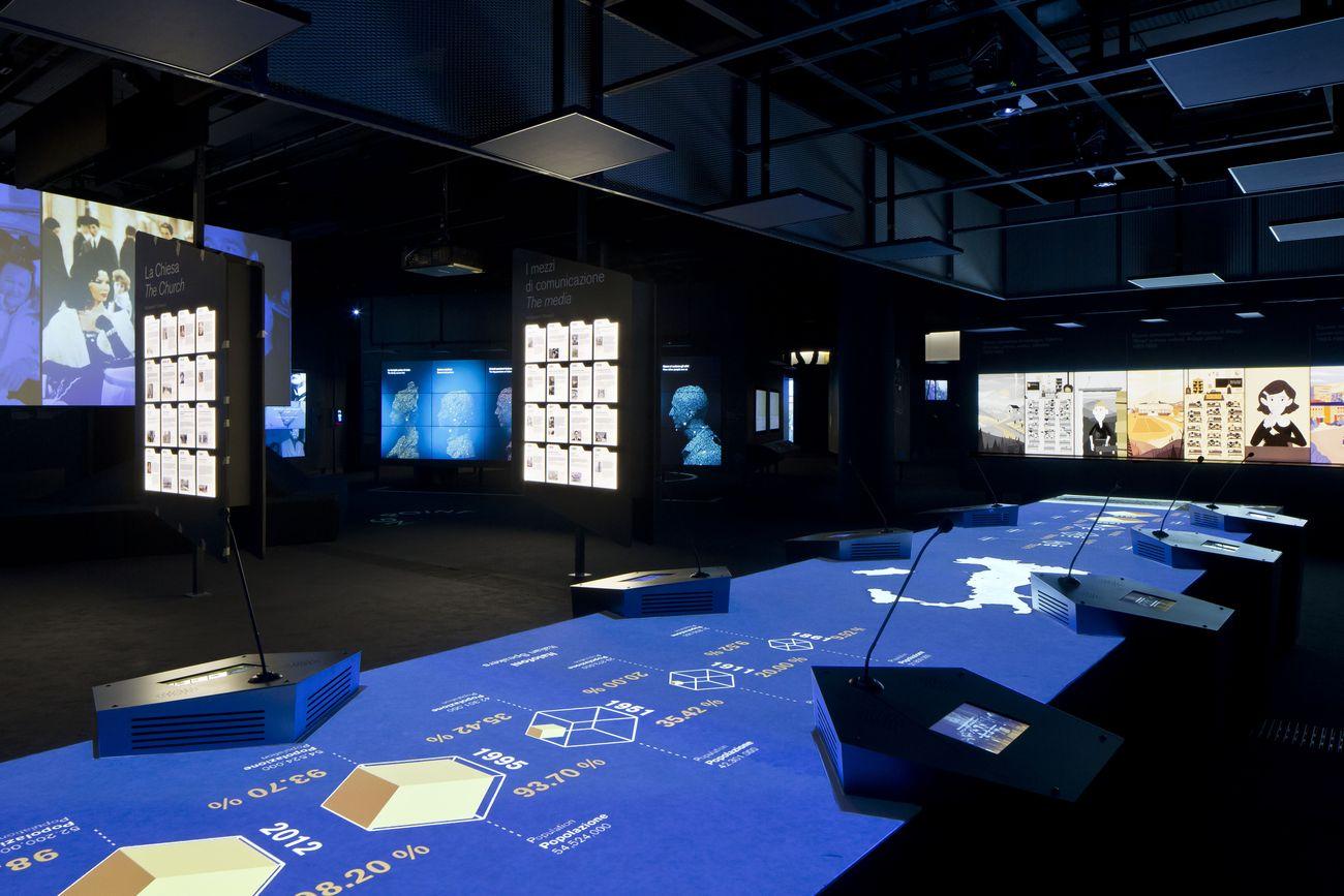 DOTDOTDOT, Museo M9, Venezia Mestre 2018. Photo Filippo Bamberghi