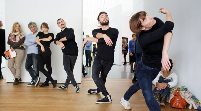 Dancing Museums, Rotterdam residence. Photo © Fred Ernst