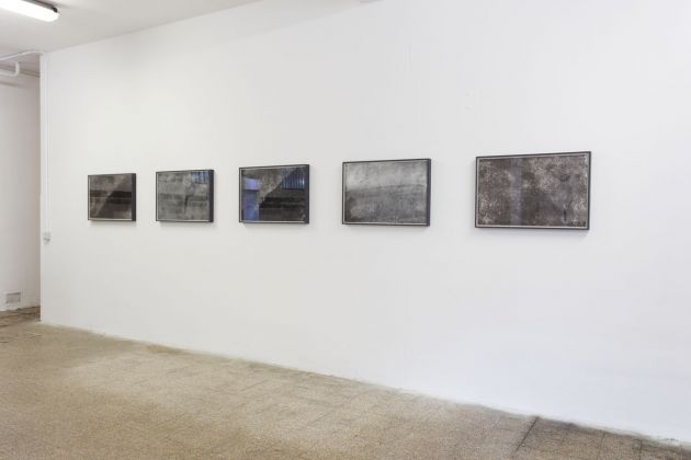 Elena Mazzi, Fractures. Courtesy Ex Elettrofonica, Pelagica and the artist