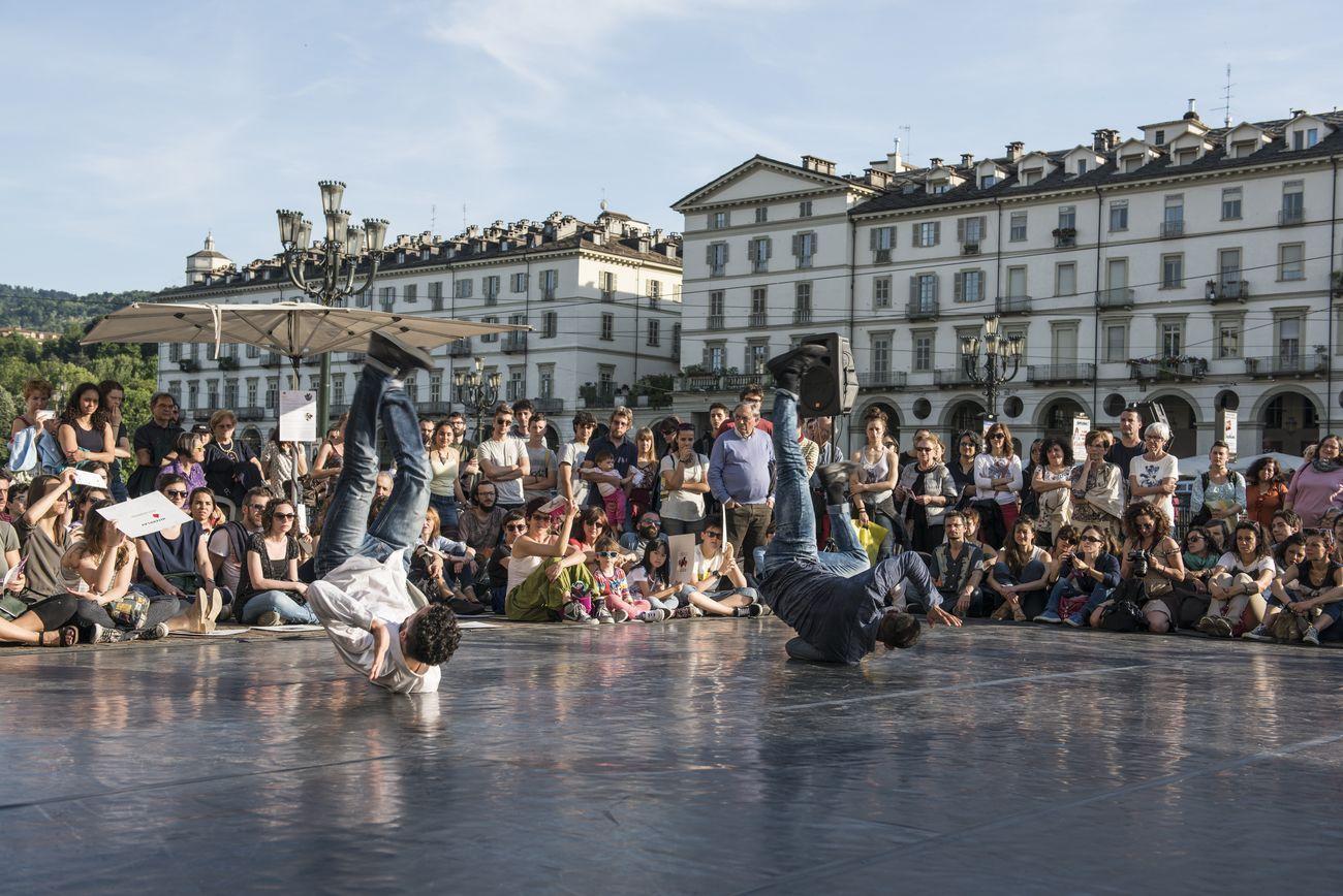 Festival Interplay 2018. Photo Andrea Macchia