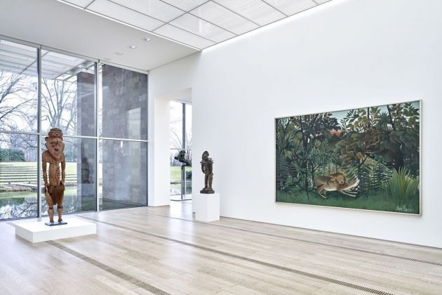 Fondation Beyeler, la collezione. Photo Mark Niedermann