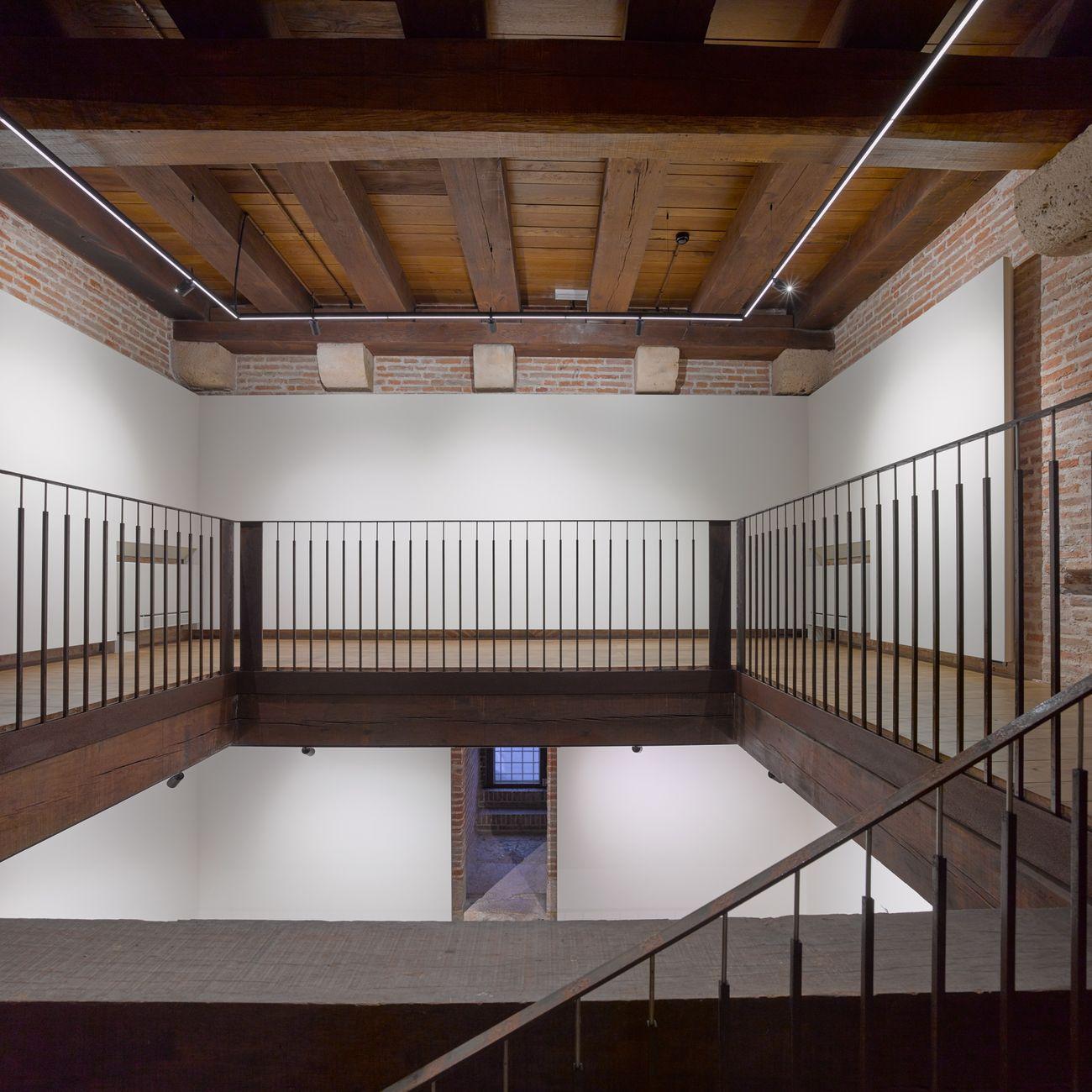Fondazione Coppola, Vicenza. Photo F. Castagna