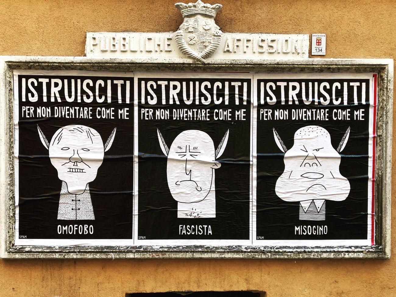 Salotto Dello Spam.Intervista Agli Street Artist Di Guerrilla Spam Artribune