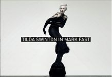 International Talent Support. Tilda Swinton