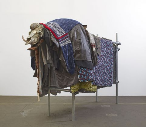 Jimmie Durham, Musk Ox, 2017.