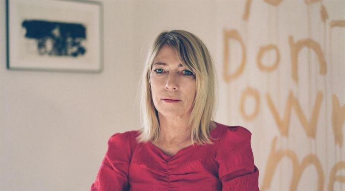 Kim Gordon, photo by David Black