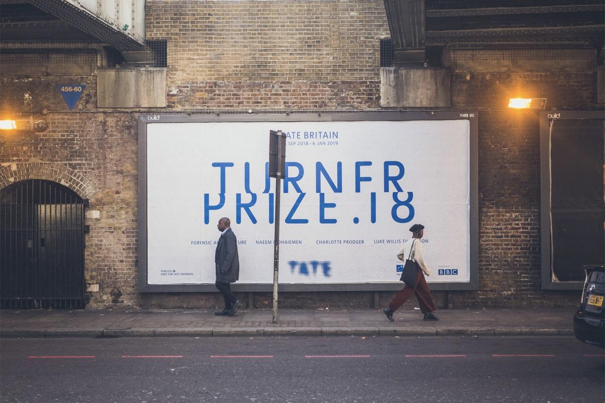 Manifesto per il Turner Prize 2018