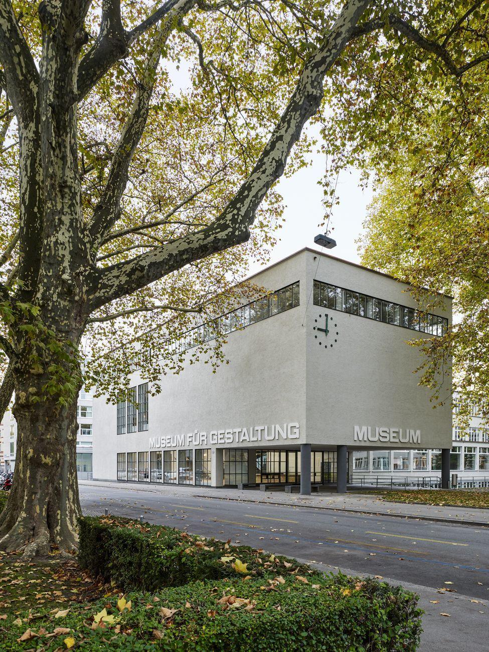 Museum für Gestaltung, Zurigo