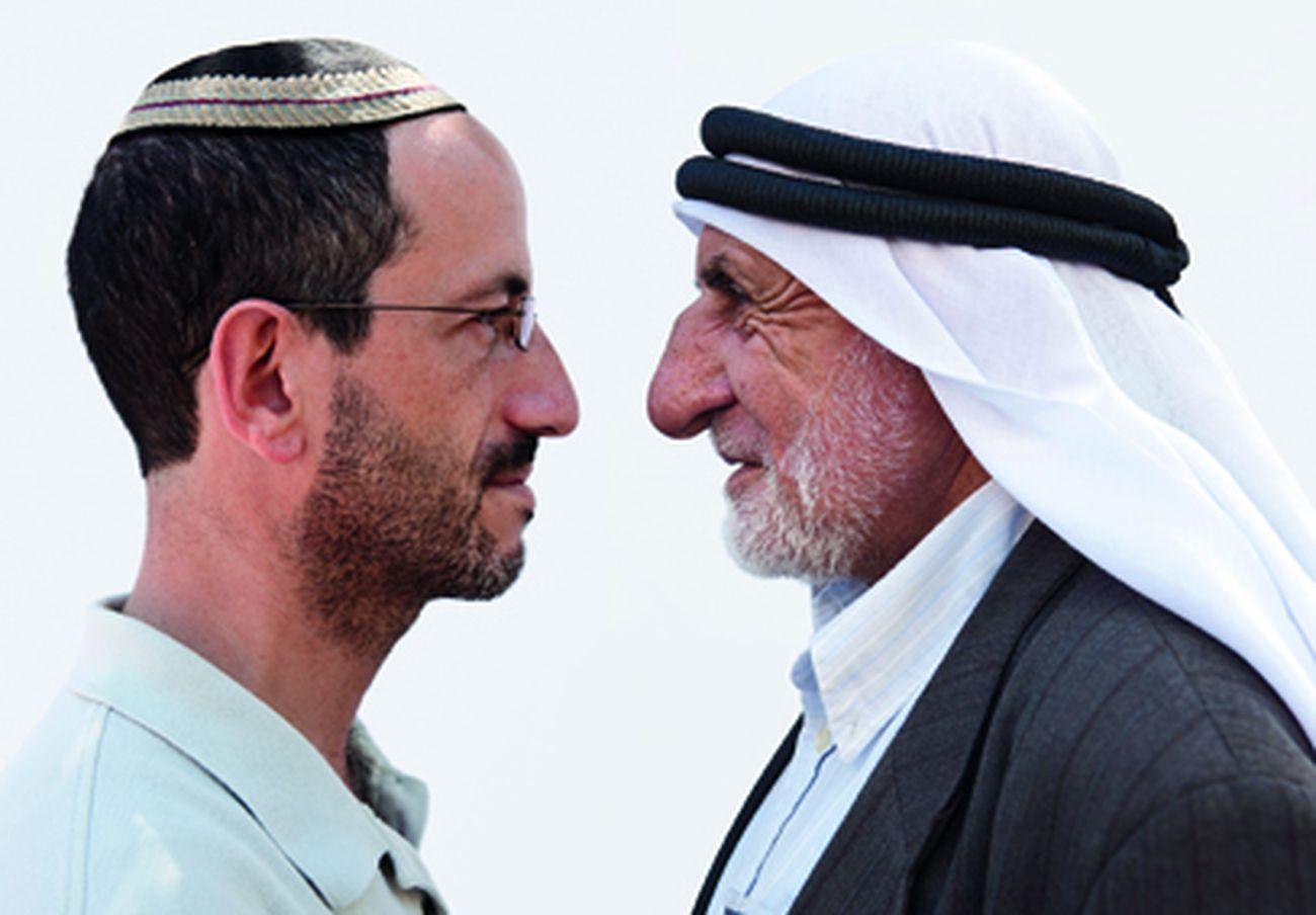 Oliviero Toscani, Reportage in Israele e Palestina, 2007 © olivierotoscani