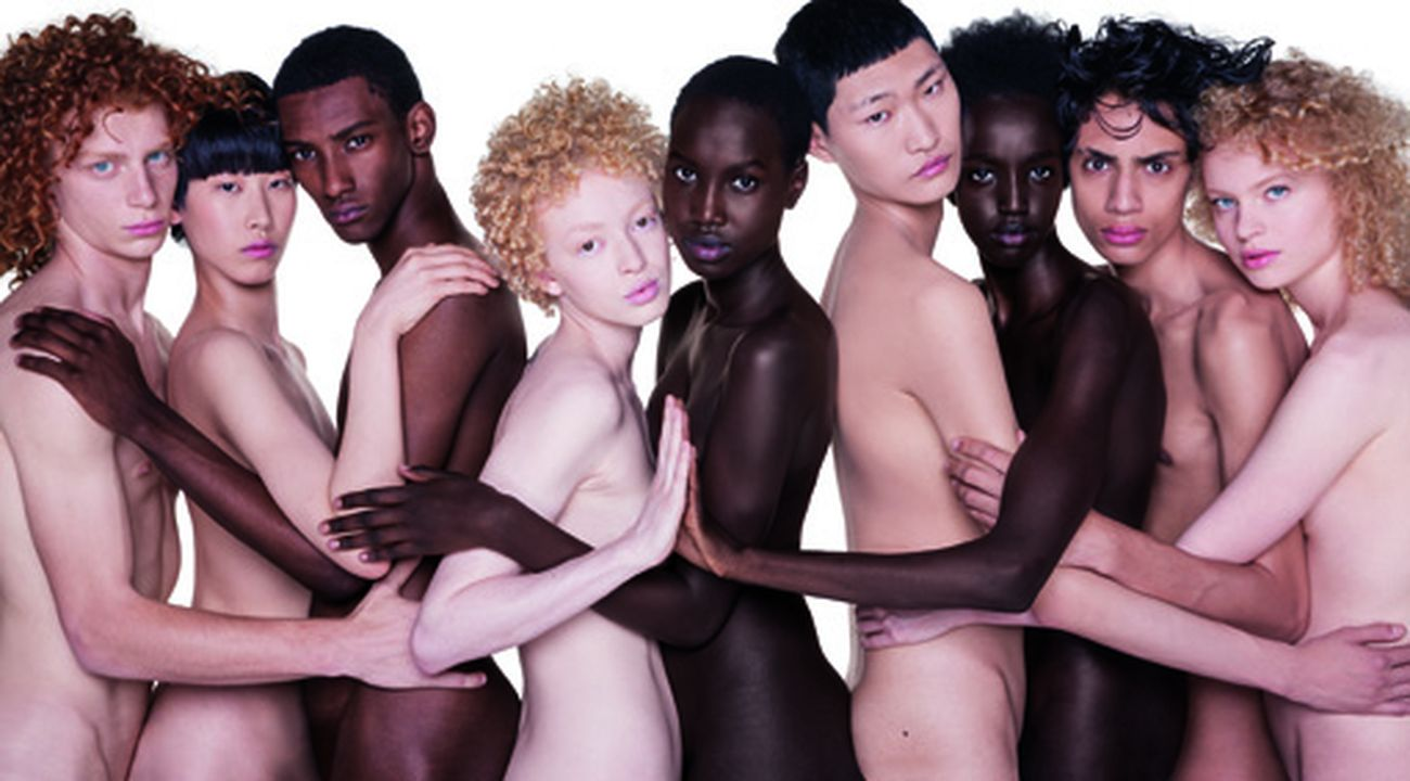 Oliviero Toscani, United Colors of Benetton, 2018 © olivierotoscani