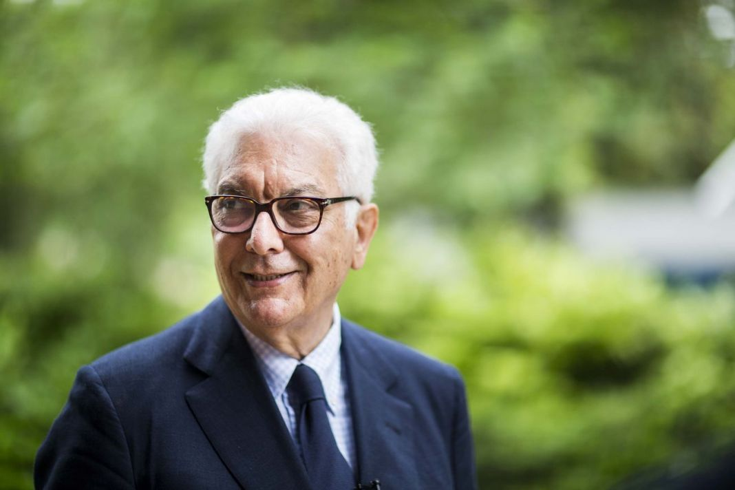 Paolo Baratta. Photo Jacopo Salvi, 2016