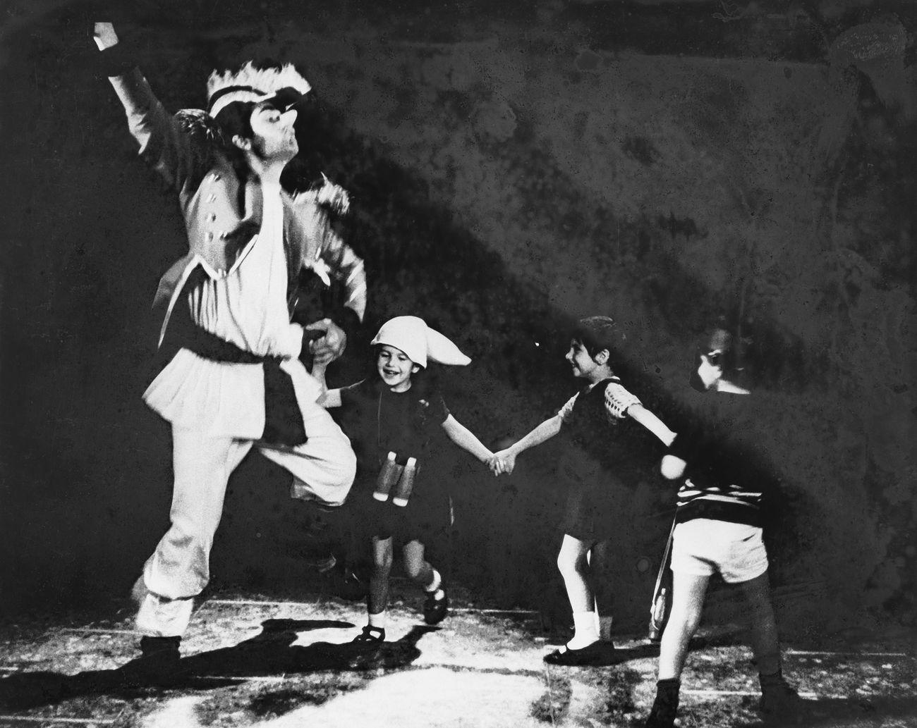 Pascali Pazzariello (Carosello Cirio), 1965. Courtesy Fondazione Pino Pascali, Polignano a Mare