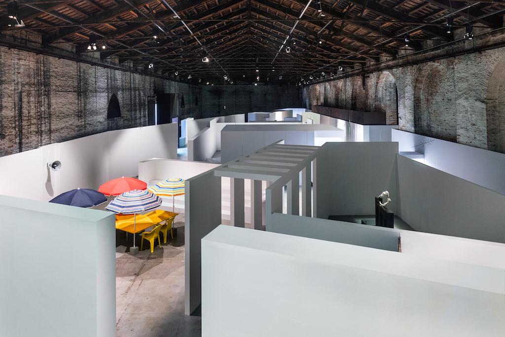 Né altra Né questa: La sfida al Labirinto Padiglione Italia alla Biennale Arte 2019 Photo Delfino Sisto Legnani e Marco Cappelletti Courtesy DGAAP-MiBAC