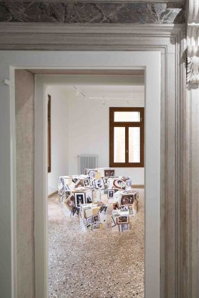 Palazzo Bonvicini - Hansel & Gretel ‒ White Traces In Search of Your Self. Didier Guillon, Game of the past