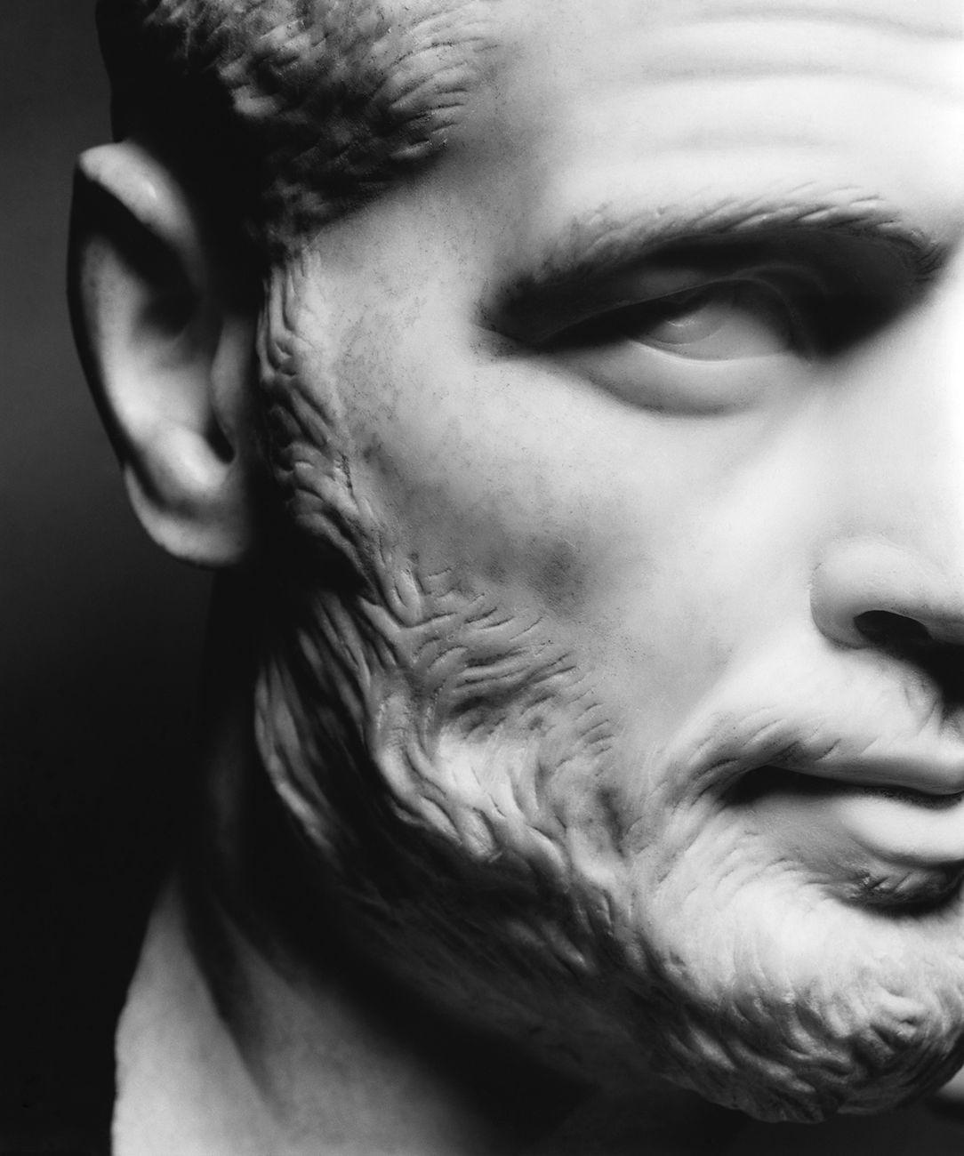 Ritratto maschile. Photo © Luigi Spina | Artribune