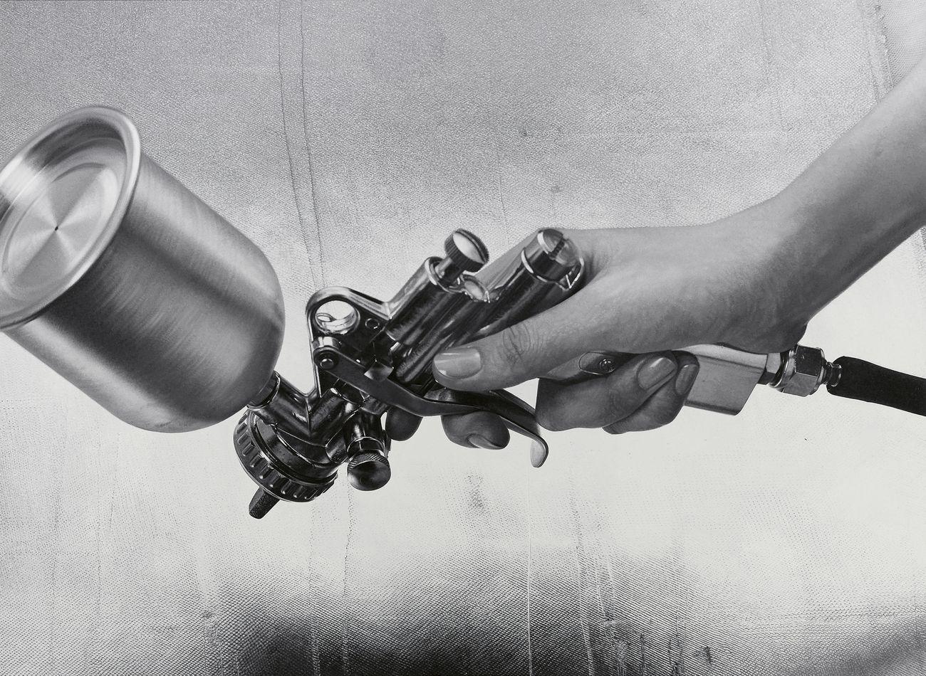 Rudolf Stingel, Untitled, 2019 © Rudolf Stingel. Photo John Lehr