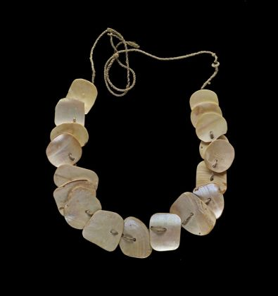 Shell necklace, Northeast Australia, 19th century © The Trustees of the British Museum