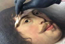 The Conservation of a Cornelius Janssens Portrait