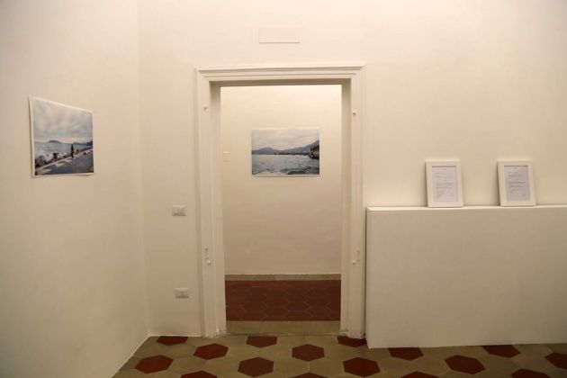 Tiziana Pers. Caput Capitis II. Exhibition view at aA29 Project Room, Caserta 2019