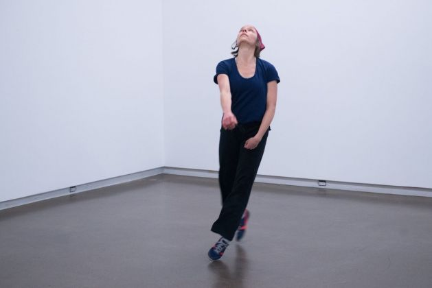 Transmitting Yvonne Rainer's Trio A, courtesy Sara Wookey