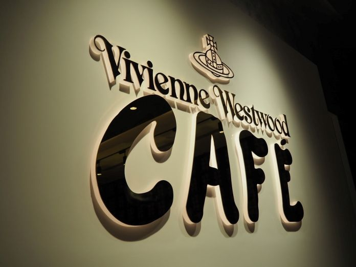 Vivienne Westwood Cafe, via Flickr