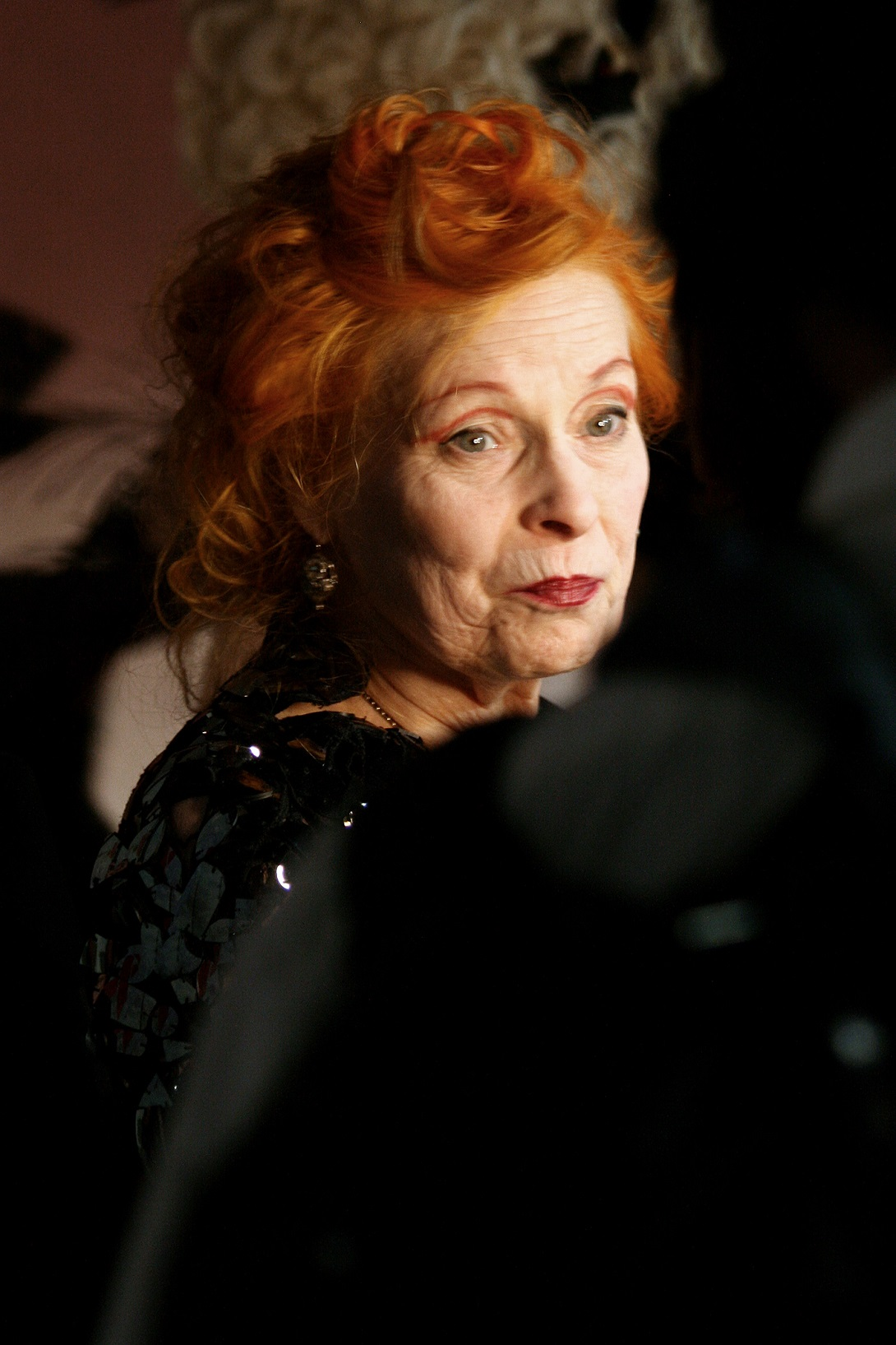 Vivienne Westwood, Life Ball, 2011 via Wikimedia Commons