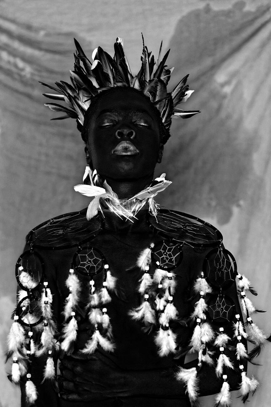 Zanele Muholi, Bukhosi II, Parktown, 2016 © Zanele Muholi. Courtesy of Stevenson, Yancey Richardson & Galleria del Cembalo