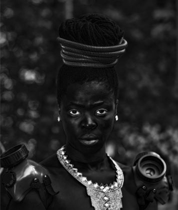 Zanele Muholi, Namhla II, Chapel Hill, North Carolina, 2016 © Zanele Muholi. Courtesy of Stevenson, Yancey Richardson & Galleria del Cembalo