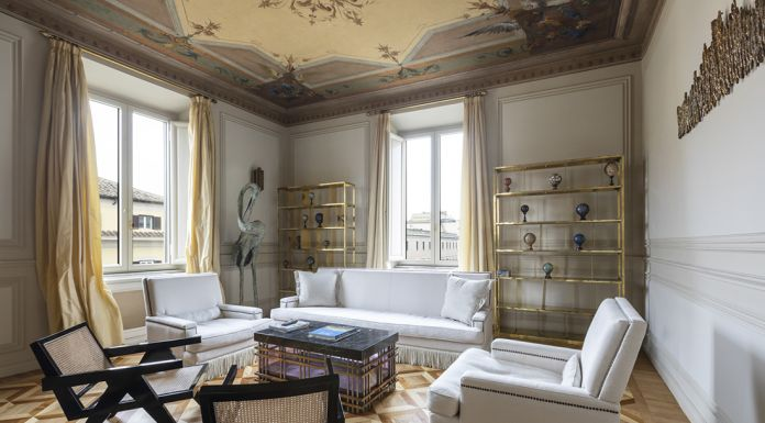 The Grand King's Road – Lounge. Foto Giulia Venanzi per The Grand House