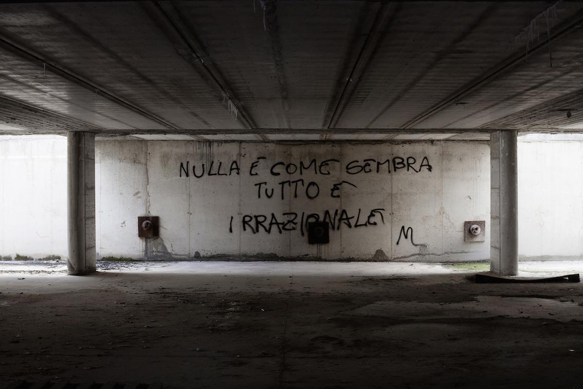La notte dell'Aquila. Cronache dalla città clandestina - ph. Marco D'Antonio