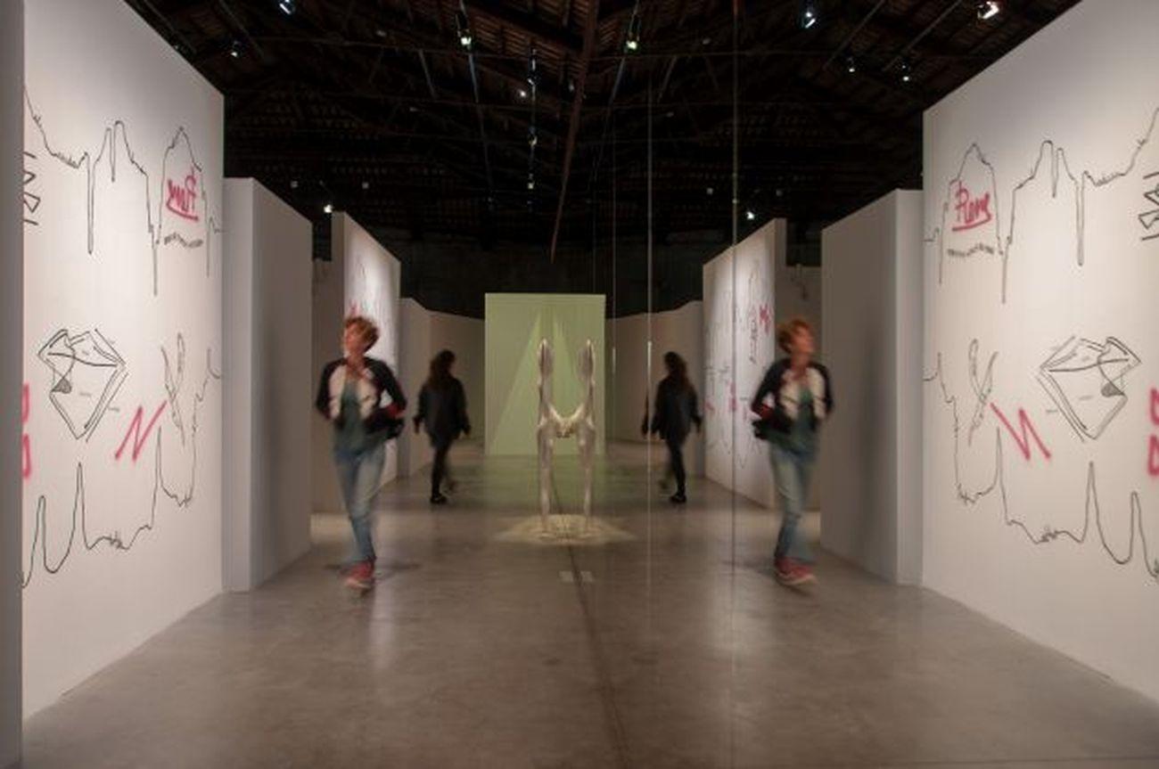 58. Biennale d'Arte di Venezia. Padiglione Italia. Photo Irene Fanizza