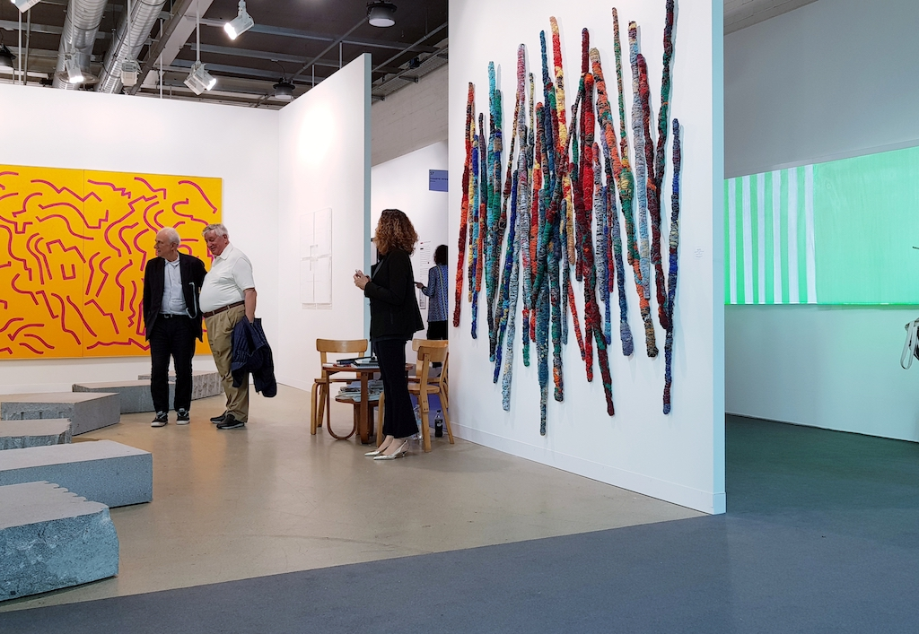Art Basel 2019, Minini