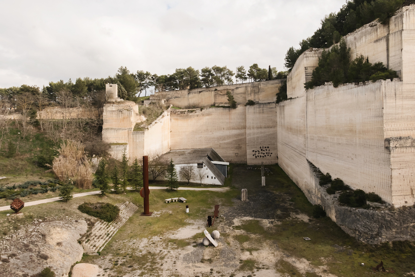 Open Design School / Mapping Venues / Parco delle Cave_Cava Paradiso / Matera / photo © Pierangelo Laterza