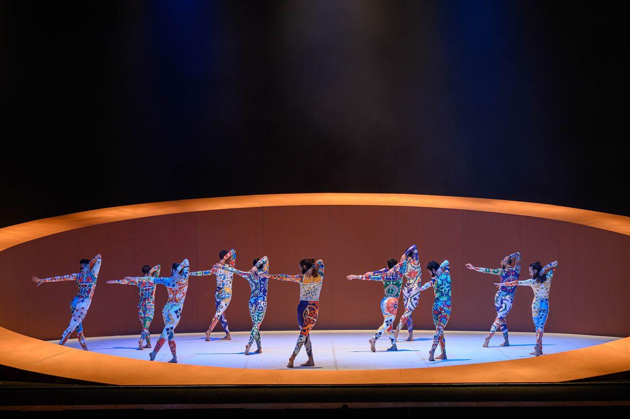 Compagnia Zappalà Danza, La Giara. Photo Andrea Macchia