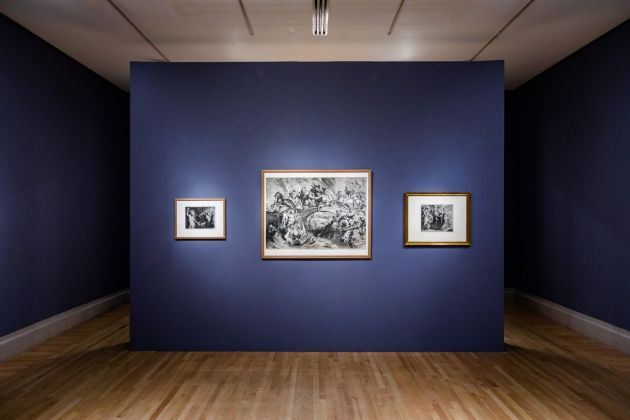 Early Rubens. Installation view at Legion of Honor, San Francisco 2019. Photo Gary Sexton