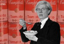 Eat Like Andy Warhol