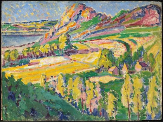 Emily Carr, Autumn in France, 1911© Purchased 1948, National Gallery of Canada, Ottawa Photo NGC