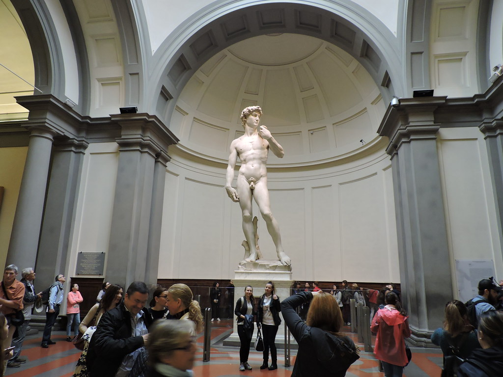 Firenze, Gallerie dell'Accademia