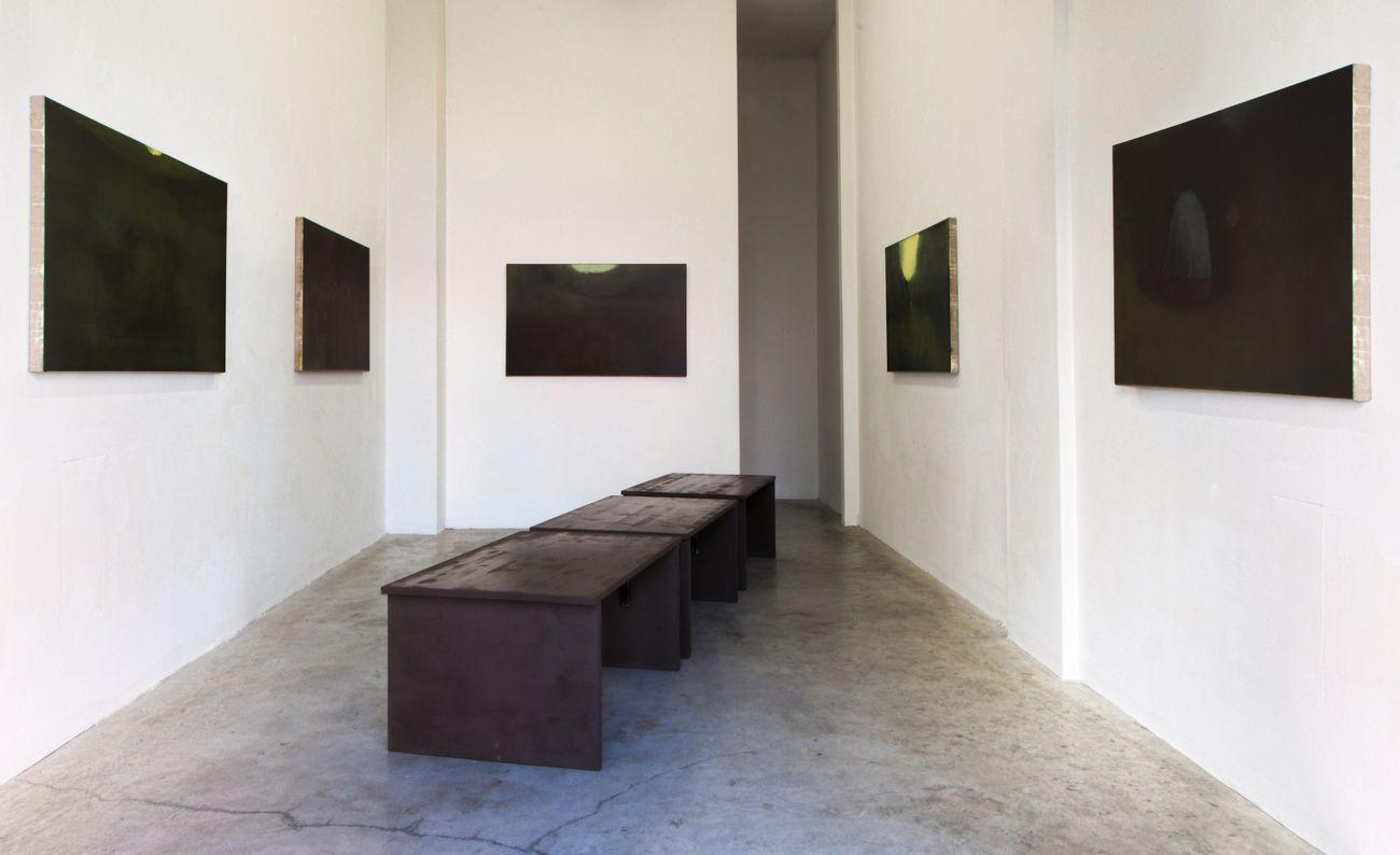 Giulio Saverio Rossi, No Subject, 2017. Installation view at LocaleDue, Bologna