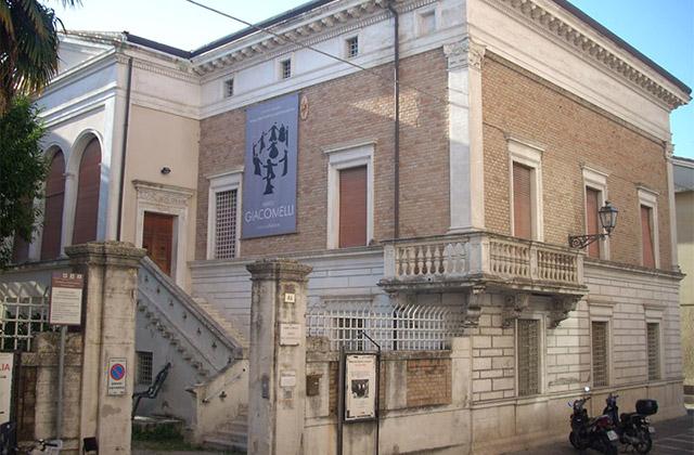 Il Musinf di Senigallia, museo comunale d'arte moderna, dell'informazione, della fotografia
