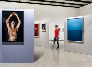 Installation view of Kiss My Genders at Hayward Gallery, 2019. Photo Thierry Bal