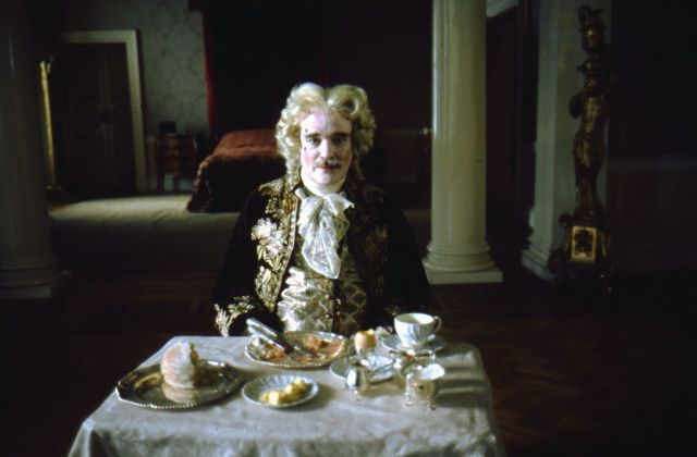 James Magee in Barry Lyndon di Stanley Kubrick (1973 75) © Warner Bros. Entertainment Inc.