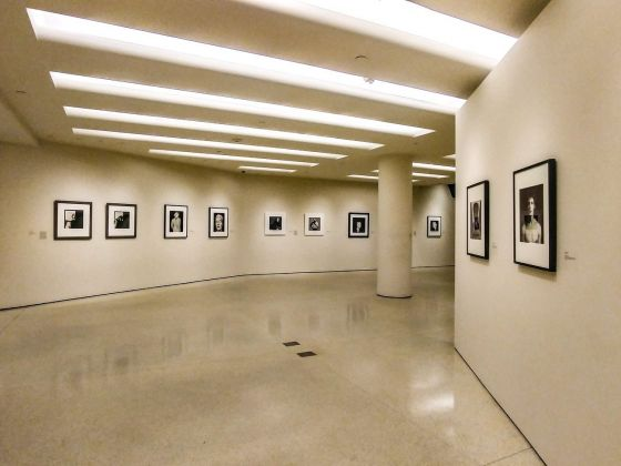 "L'allestimento di ""Implicit Tensions. Mapplethorpe Now"" al Guggenheim di New York. Photo Maurita Cardone"