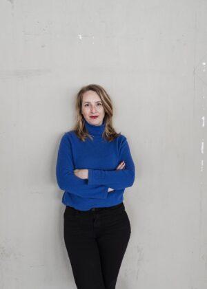 La curatrice interna di Het HEM, Rieke Vos