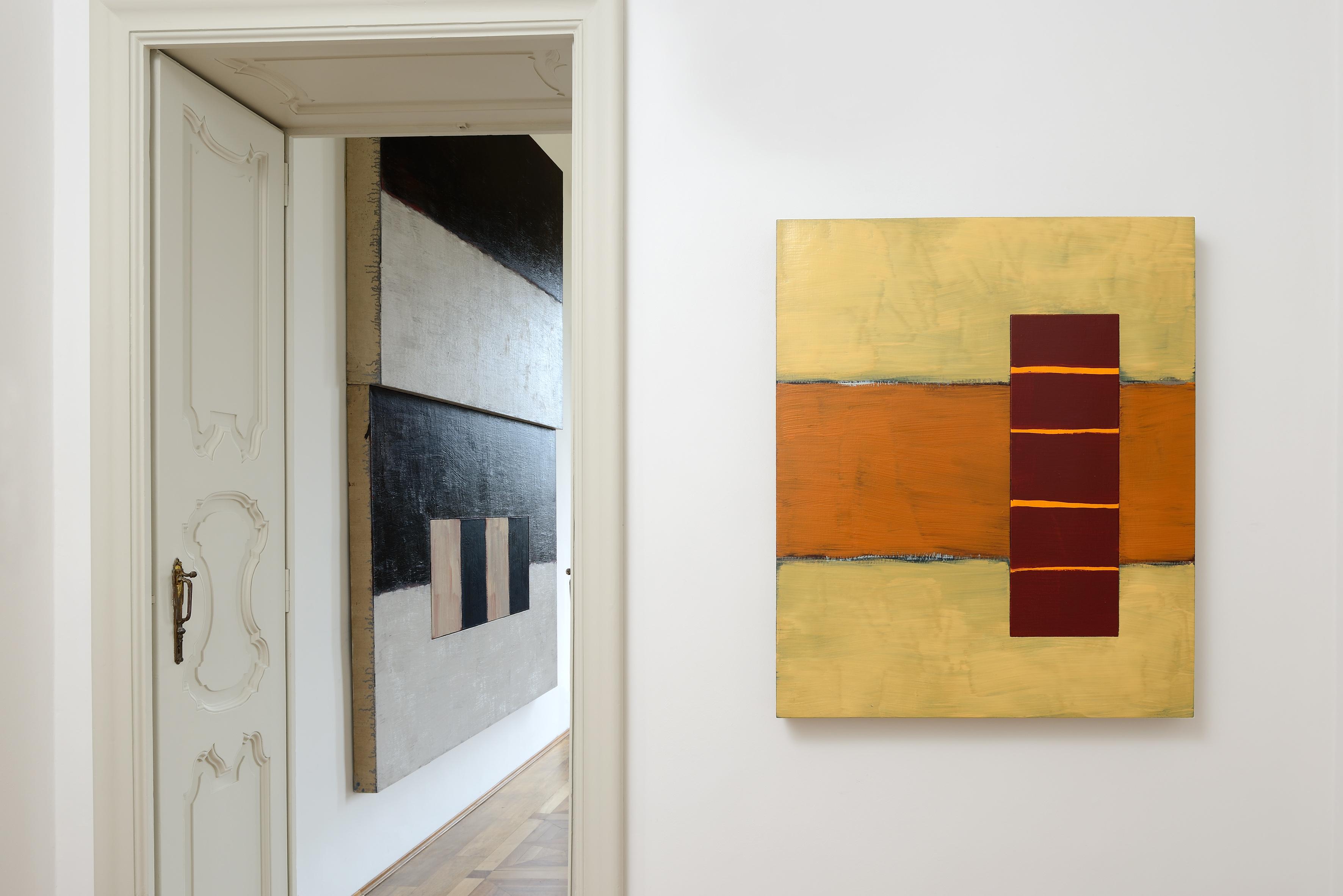Long Light, Sean Scully a Villa Panza - Courtesy Magonza, Photo Michele Alberto Sereni